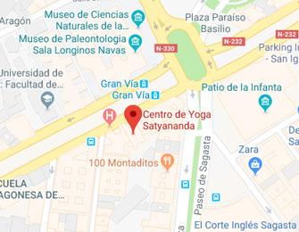 Centro de Yoga Satyananda - Zaragoza